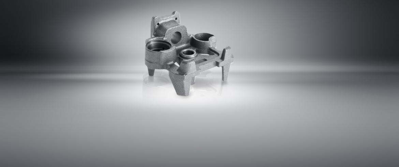 Máquina transfer para componentes de compressores