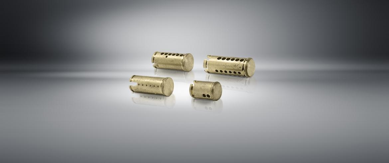 Transfer per corpi serrature, lucchetti e rotori