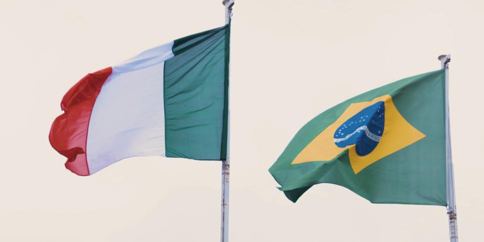 Nascita della filiale brasiliana