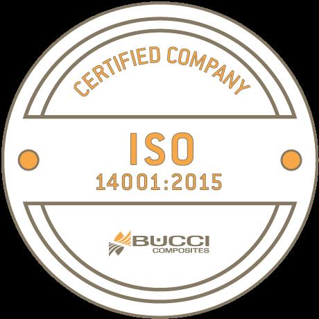 bucci composites 14001 certification