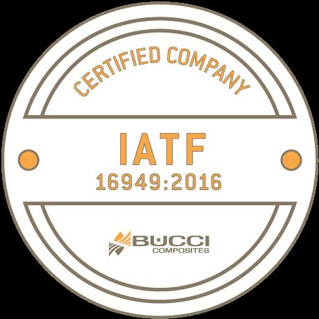 bucci composites iatf certification