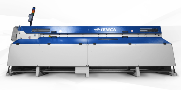iemca multi-spindle bar feeder pra 52
