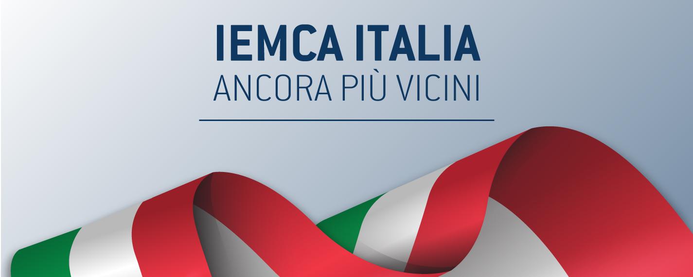 Team IEMCA Italia banner