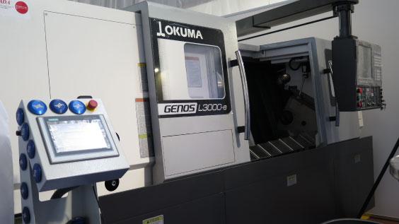 Okuma Genos L3000