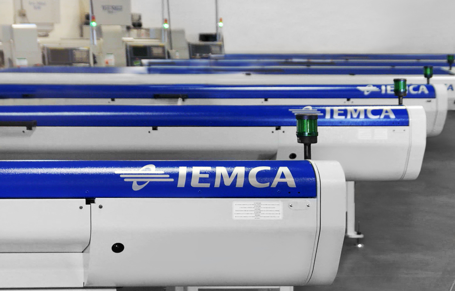 IEMCA Bar Feeders