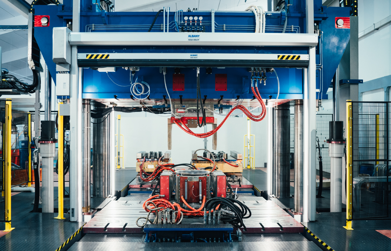 High-Pressure Resin Transfer Moulding (HP-RTM) technology