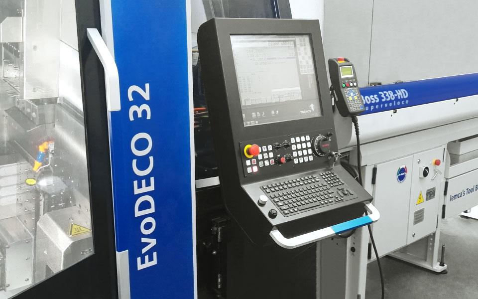 IEMCA BOSS - TORNOS EVODECO 32