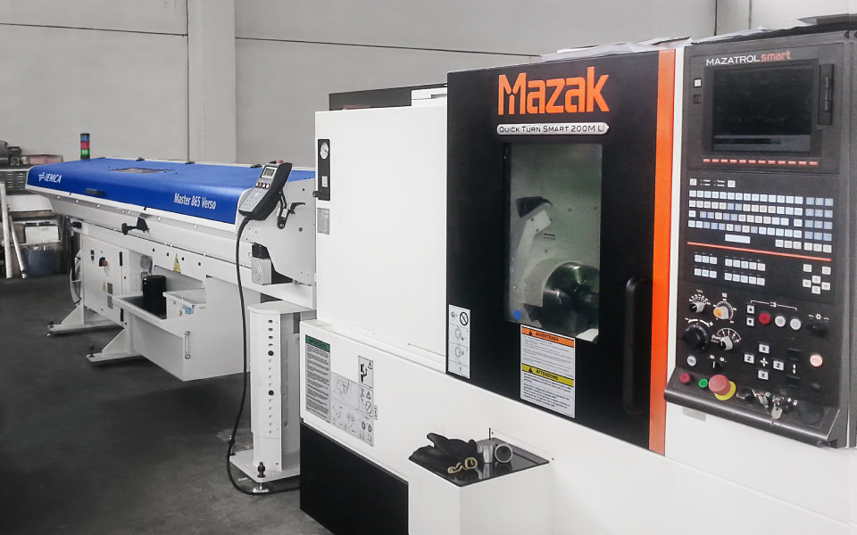 MASTER - MAZAK QT QUICK TURN SMART 200M L