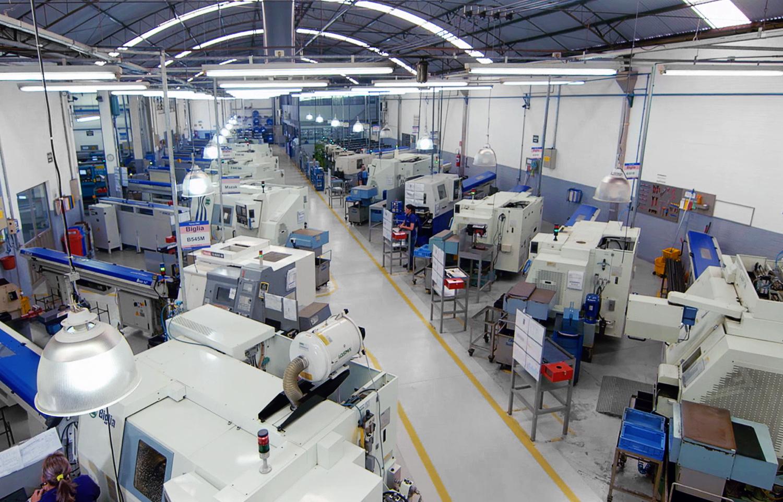 Biglia turning machines and IEMCA Boss