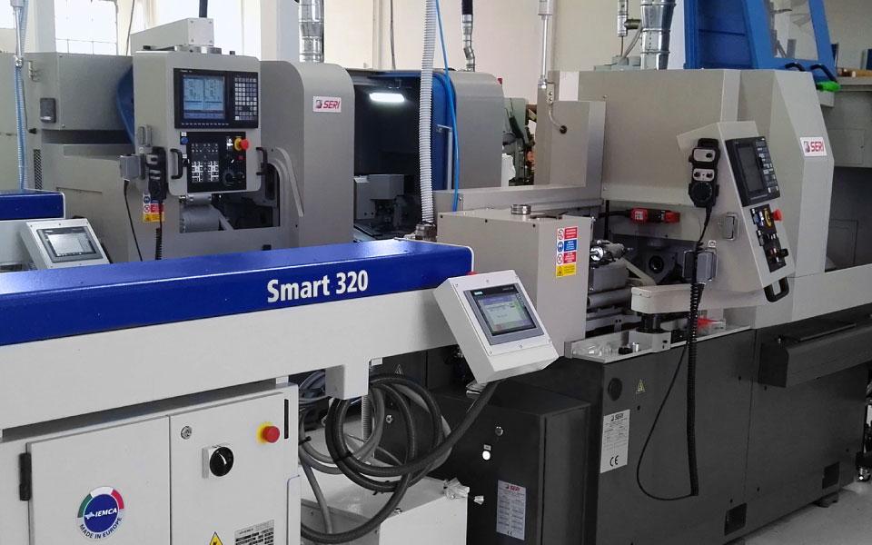 IEMCA SMART 320 - NOMURA