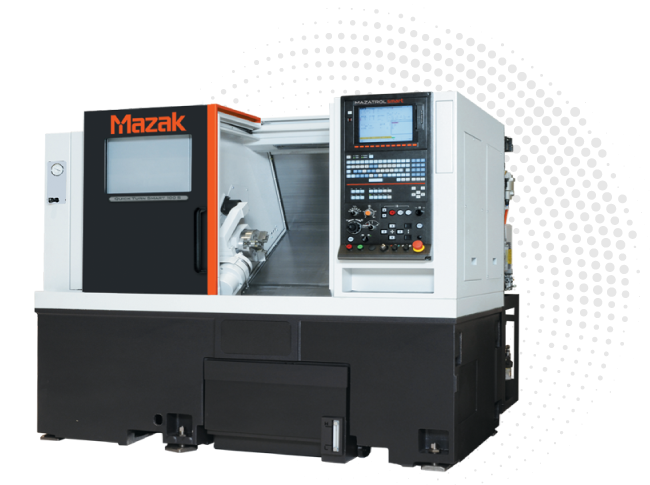 mazak turning center quick turn smart 100s