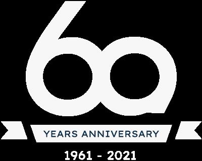 Iemca 60th anniversary logo